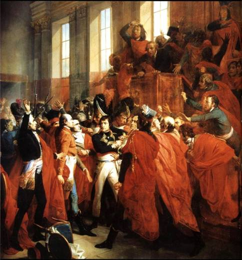 the changes that the french revolution brought on the society and government of france 21before the french revolution, the people of france  french society emphasized the importance of  resulted in a republican form of government c)brought about.